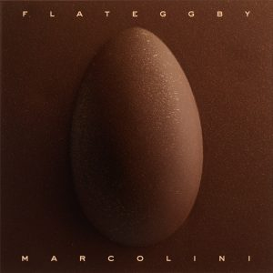 Flat Egg by Pierre Marcolini