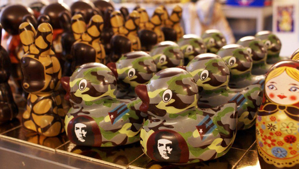 L'armée de canards de La Cabosse inopinée