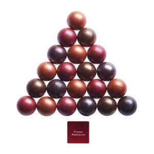 the fancy cristmas tree de Pierre Marcolini