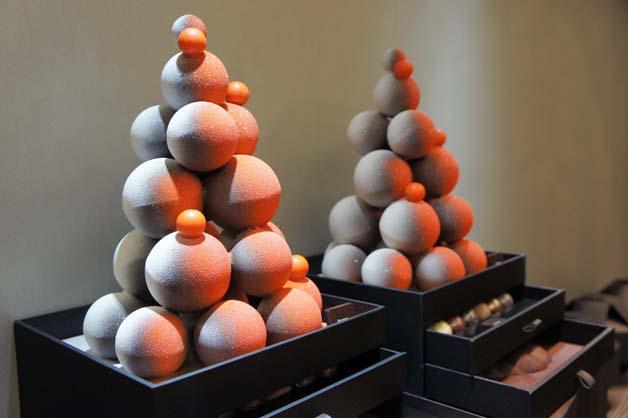 boules cacaotées pierre marcolini