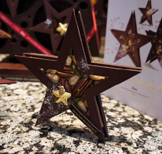 étoile maison du chocolat