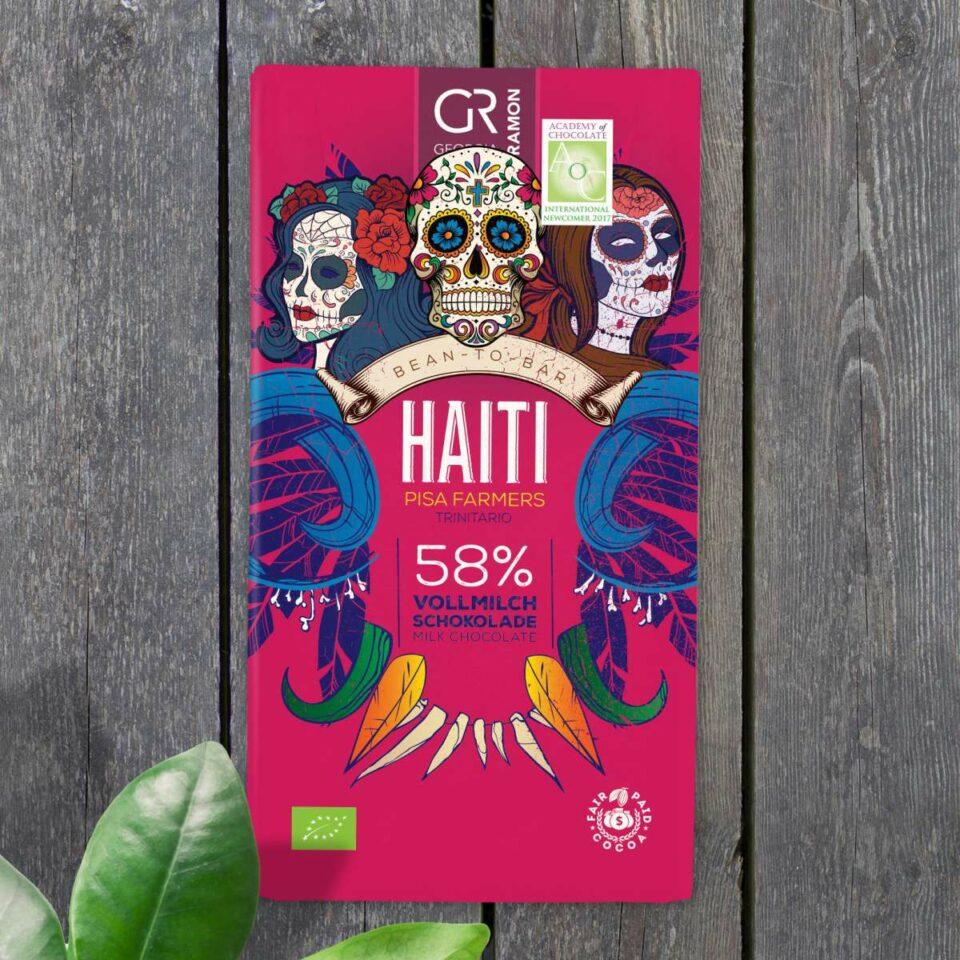Haiti 58%