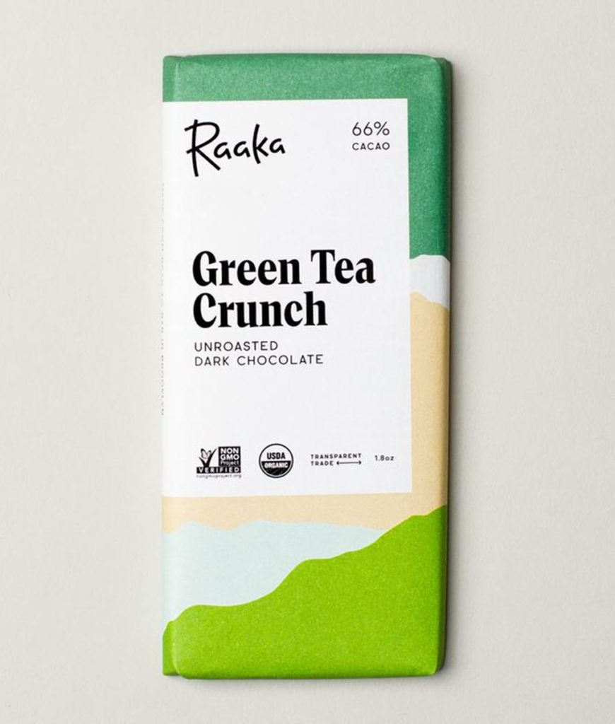 Raaka-the-vert-croustillant-chocolat-noir-cru-66-republique-dominicaine
