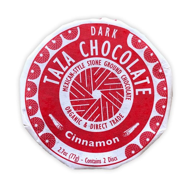 Taza chocolat noir à la cannelle