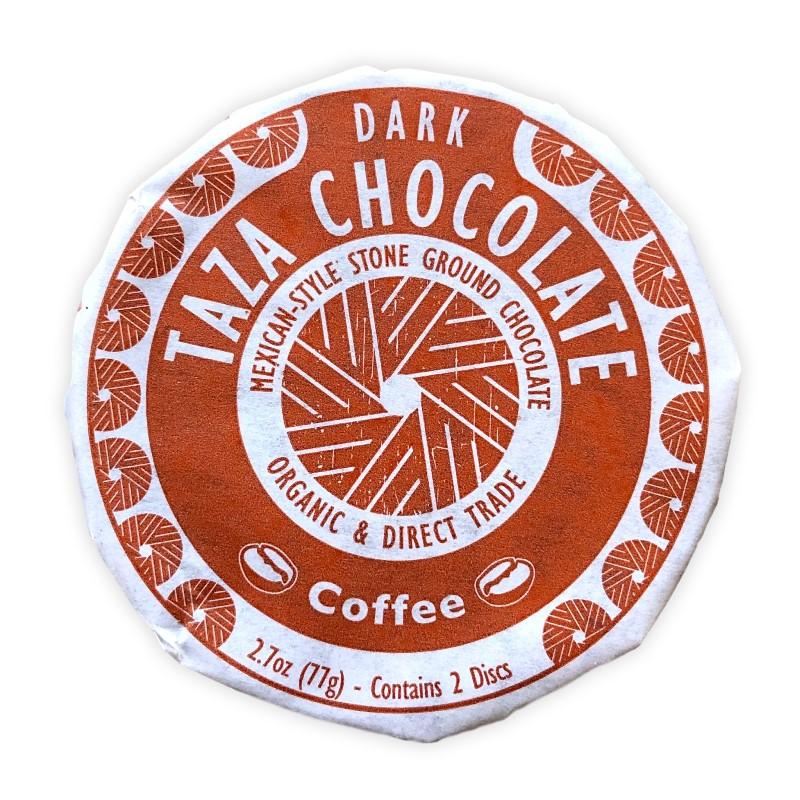 Taza chocolat noir café