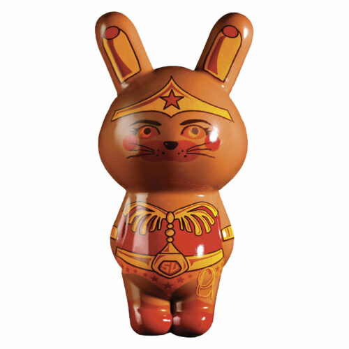 Wonder Lapine chocolat