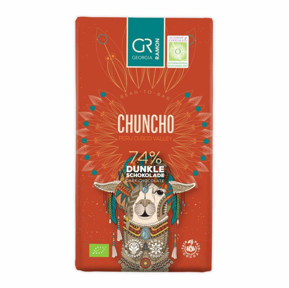 Georgia Ramon Chuncho