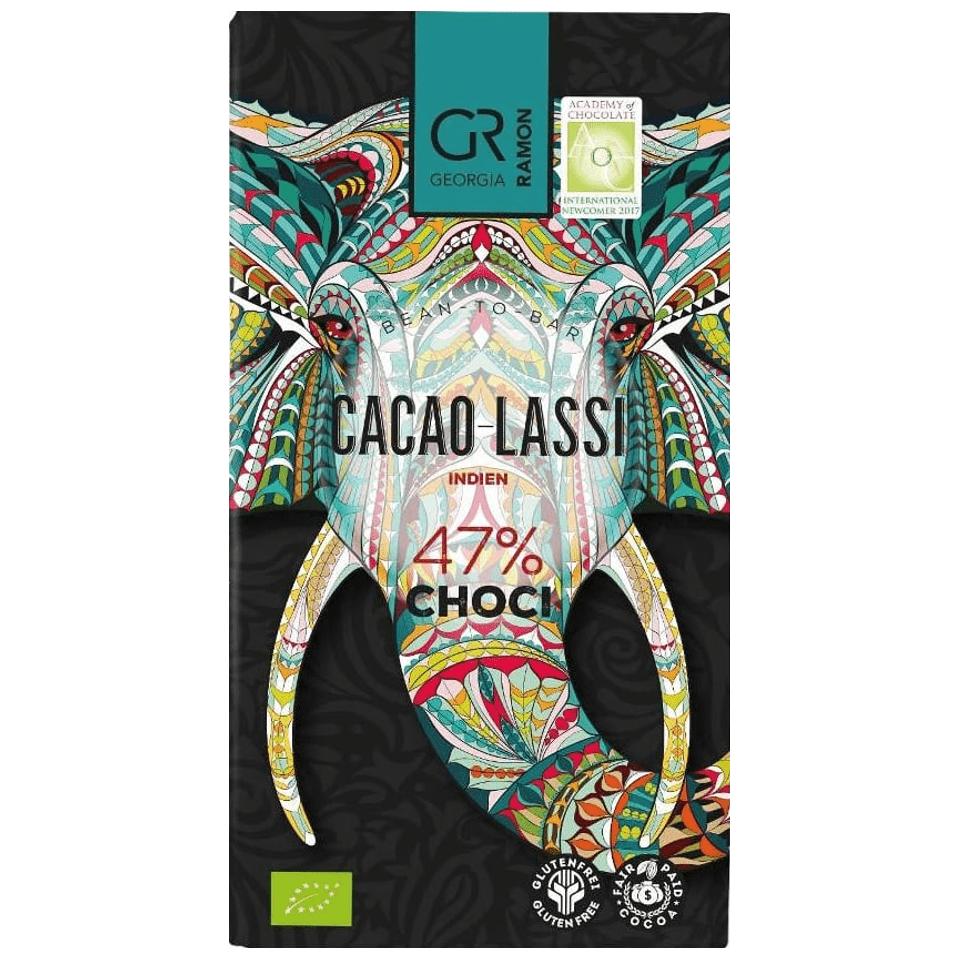 Georgia Ramon cacao lassi