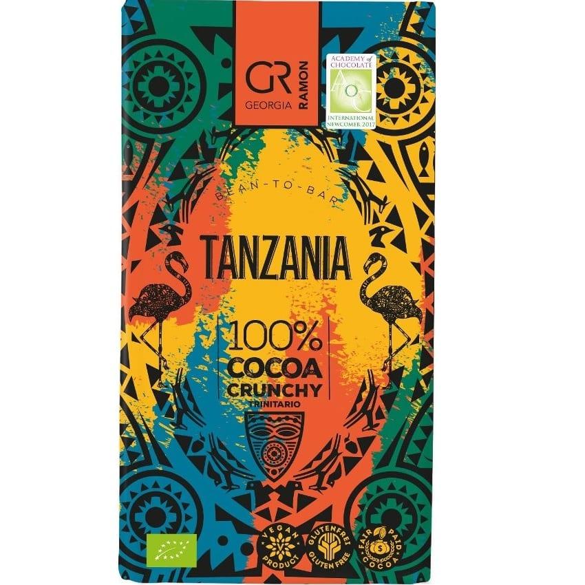 Georgia Ramon Tanzania